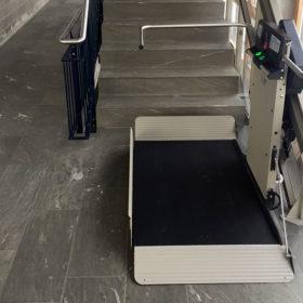 Plattformlift X3 Innentreppe